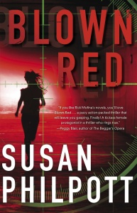 Blow Red by Debut Author: Susan Philpott