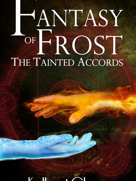 Fantasy of Frost is Book One of The Tainted Accords series.