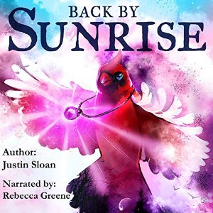 Back By Sunrise Audiobook Cover Art