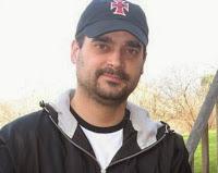 Author Mark Allen