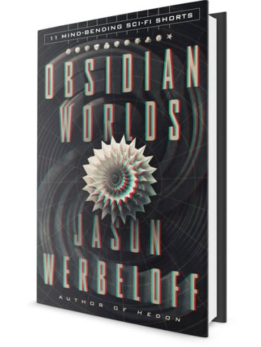 HEDON OBSIDIAN book cover