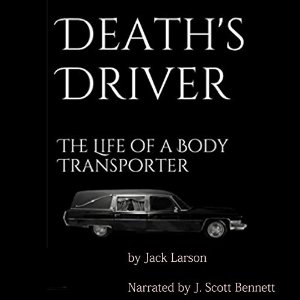 Deaths Driver Audiobook Cover