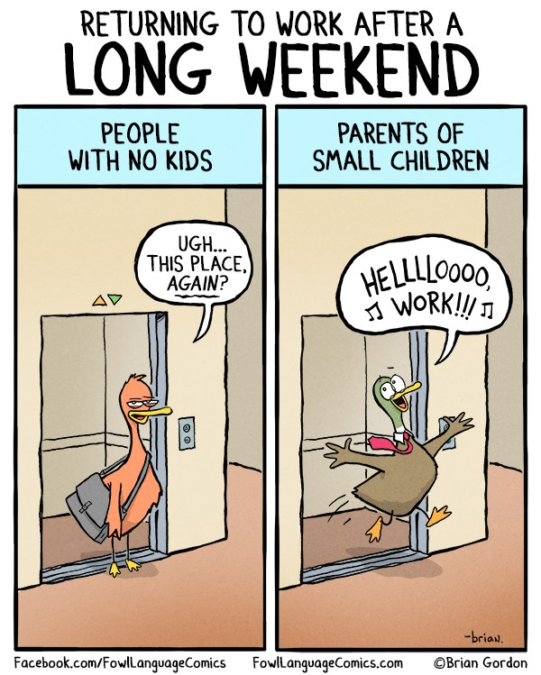 FOWL LANGUAGElong-weekend