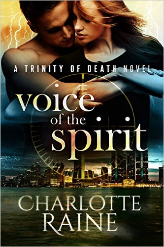 Voice of spirit book cover