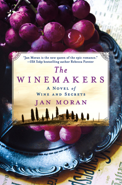 Winemakers by Jan Moran Cover Pic