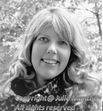 Magic of Cape Disapppointment Author Pic Julie Manthey