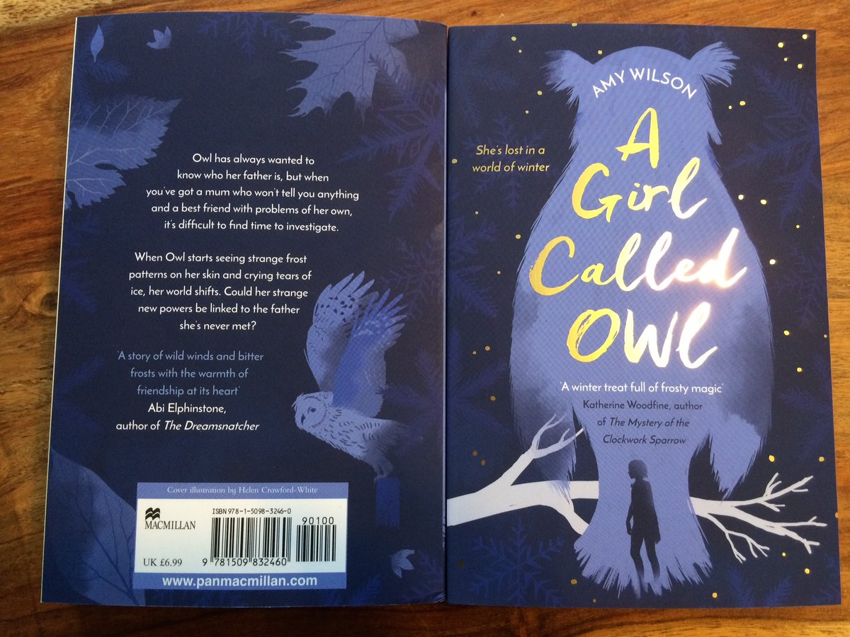 a called owl by amy wilson releases on thursday u2013 a magical