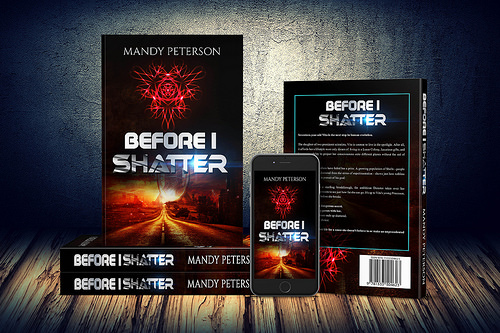 Before I Shatter books graphic